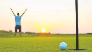 En Catalunya, hay más de 40 campos de golf para iniciarse en este deporte