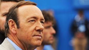 El actor Kevin Spacey.