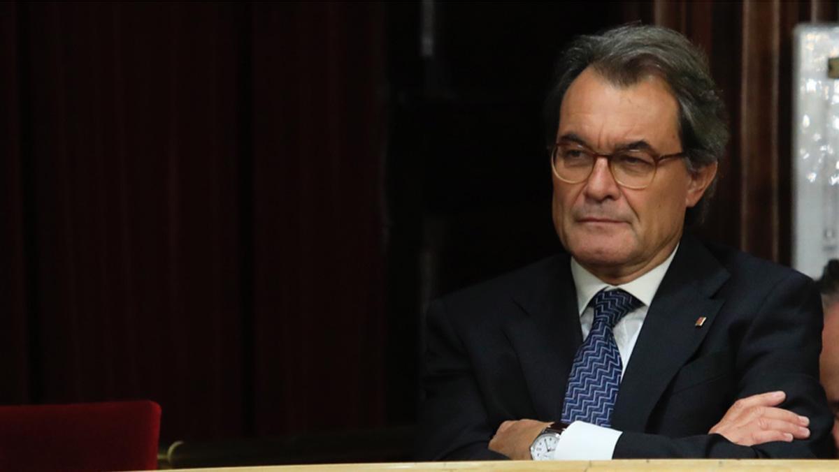 El tribunal de Cuentas reclama al expresidente Mas 5,2 millones por la consulta del 9N.