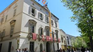 Edificio del Ayuntamiento de Mataró.