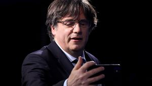 Parliamentary vote on Catalan MEPs Comin, Puigdemont and Ponsati in Brussels