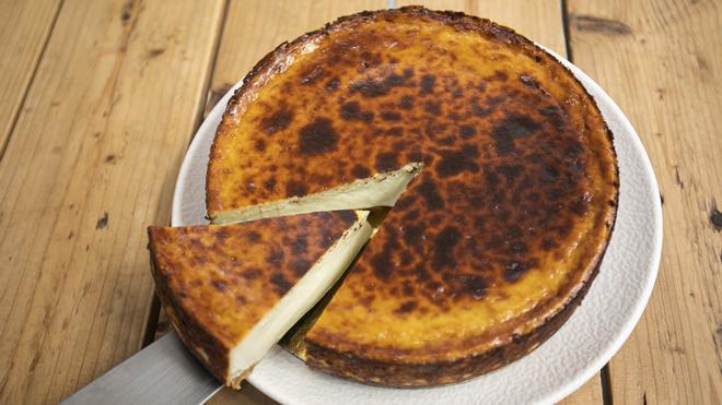La tarta de queso salvavidas