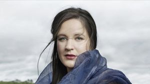 La soprano noruega Lise Davidsen.