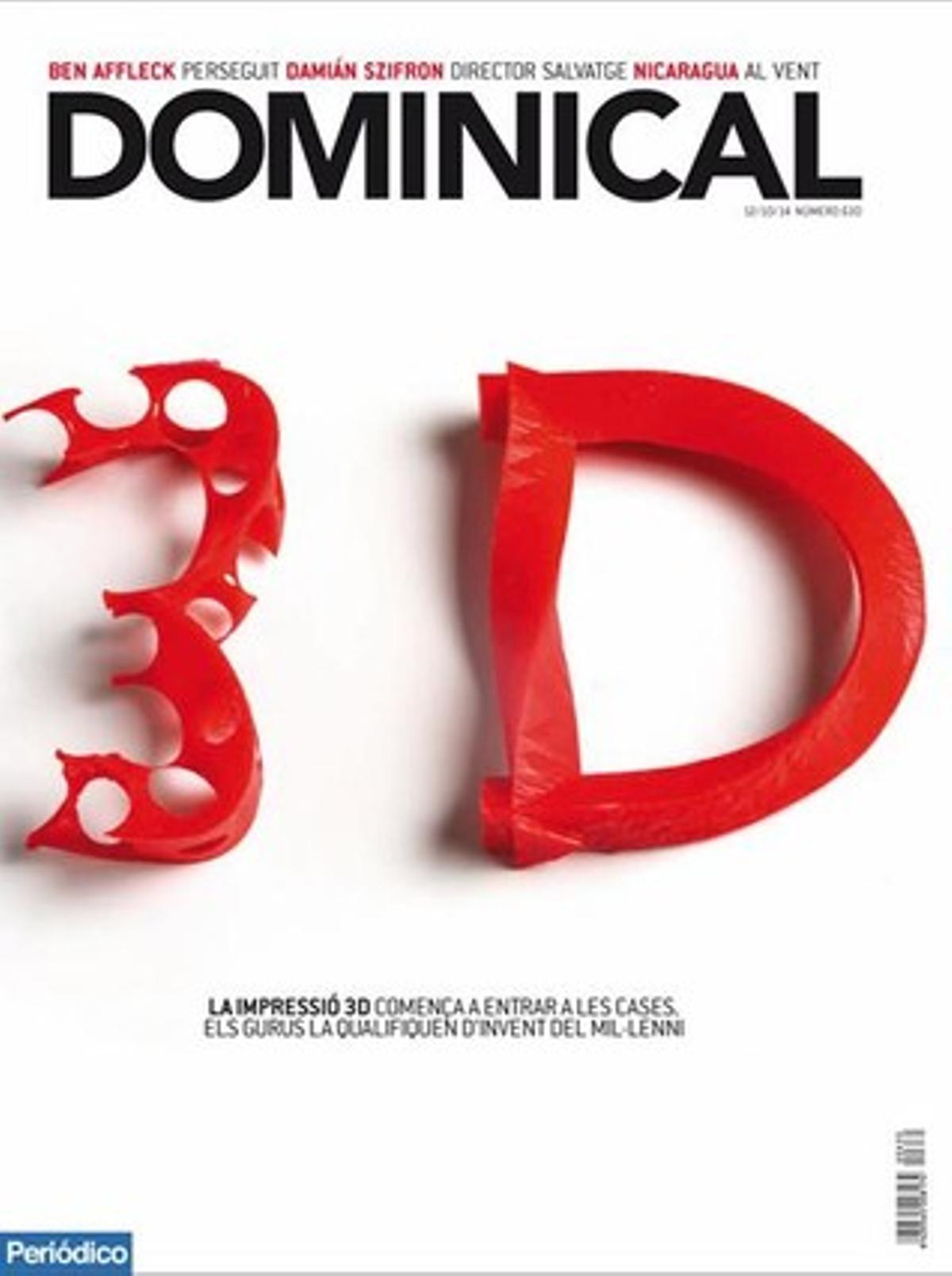 La impresión 3D comienza a entrar en las casas