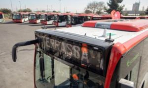 Autobús urbano de Terrassa.