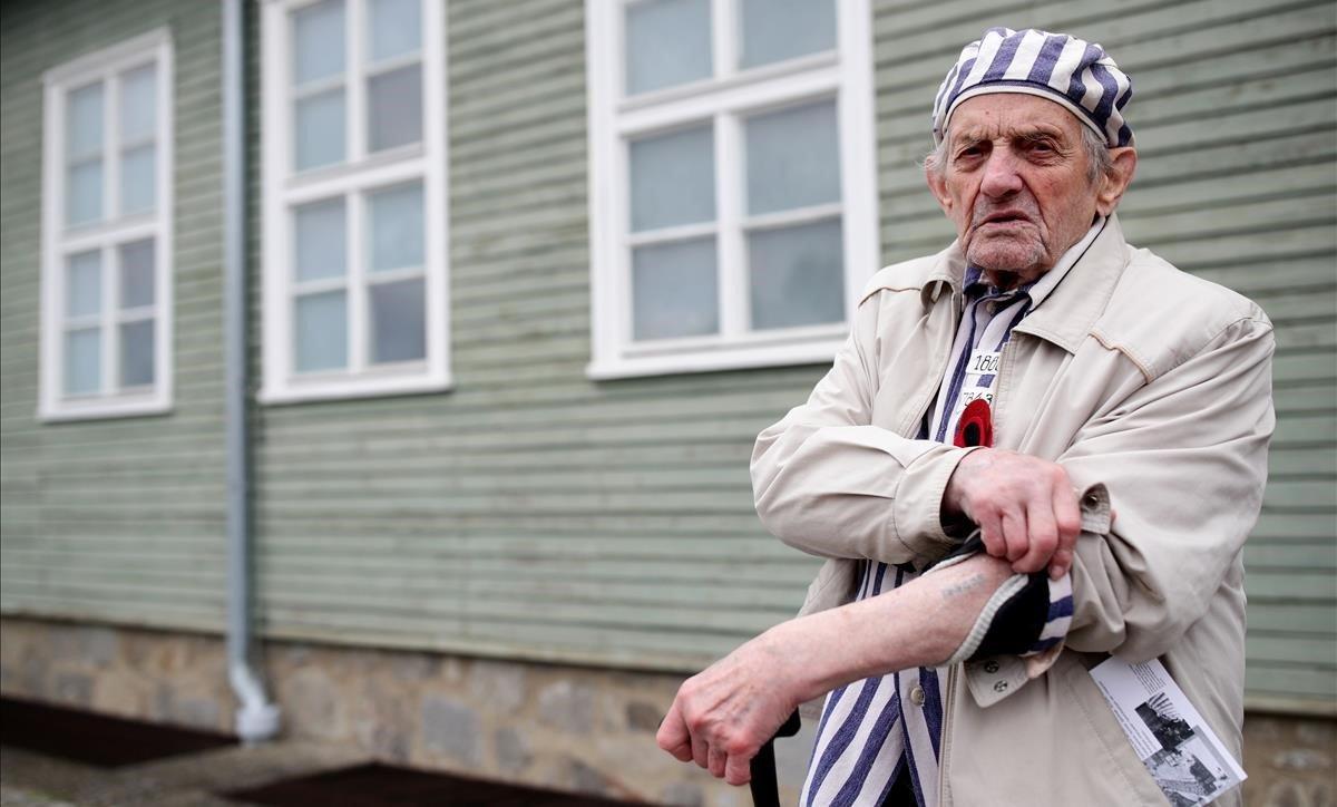 Els 75 anys de l'alliberament de Mauthausen es commemoraran a internet