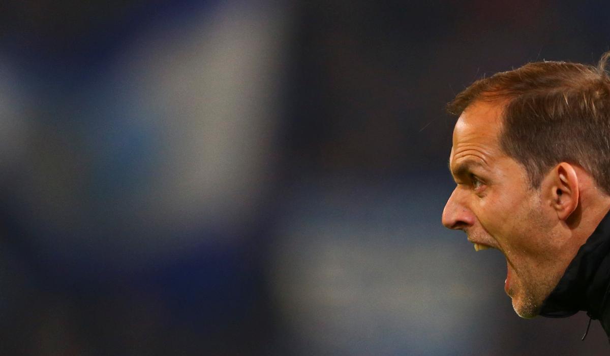 Tuchel, entrenador del Chelsea.