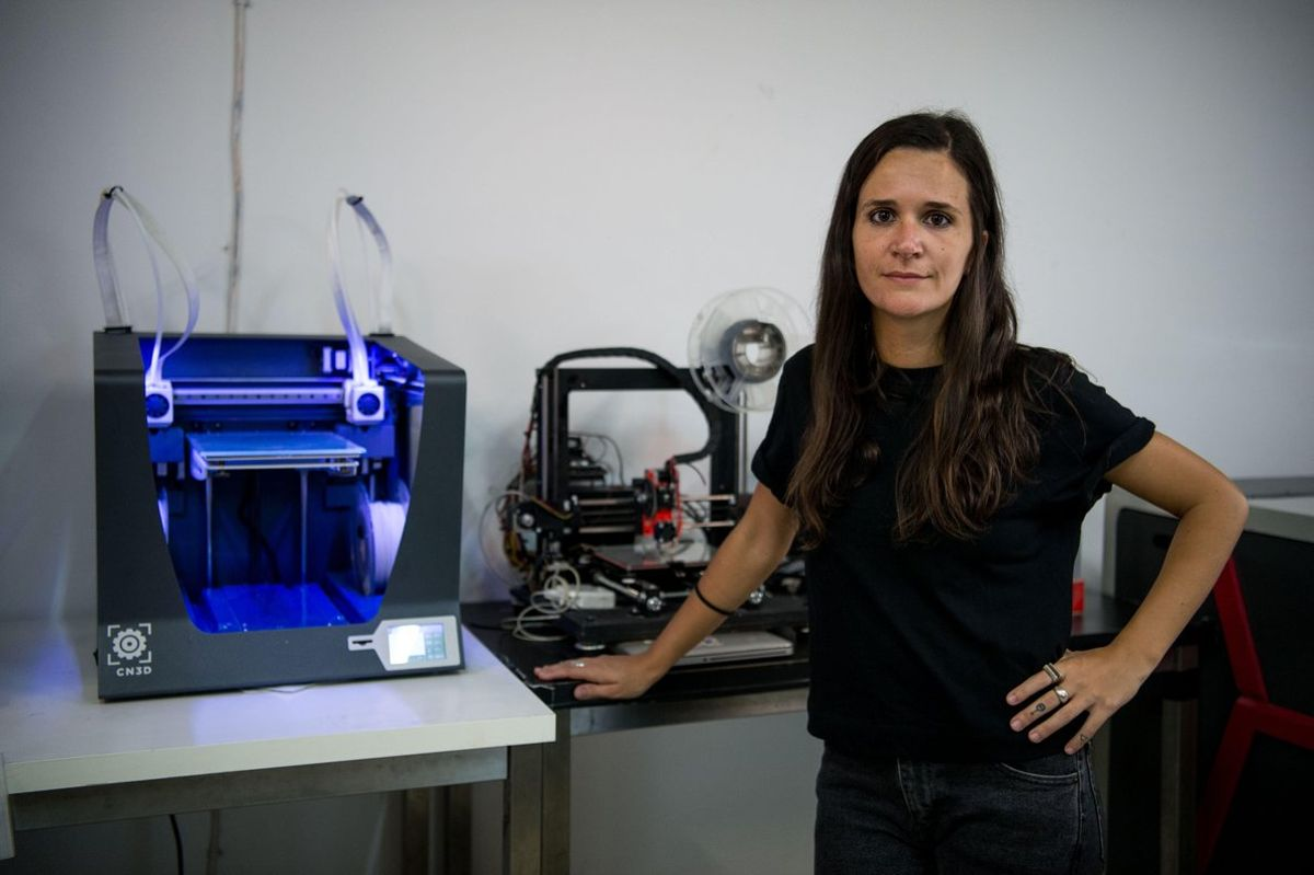Mónica Rikic.
