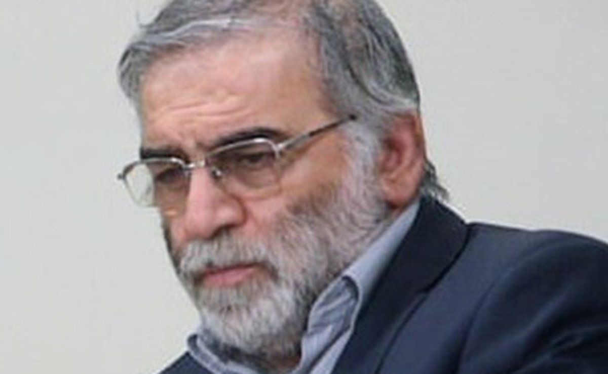 Mohsen Fajrizadeh, 'padre' del programa nuclear iraní.