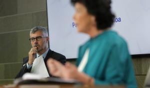 Miguel Ángel Oliver, secretario de Estado de Comunicación.