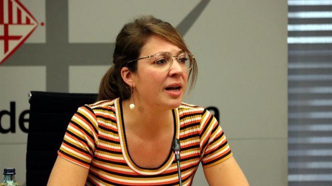 Janet Sanz replica a Albiol, Parlon y Callau que no tiene sentido que el Consorci del Besòs gestione servicios municipales