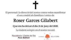 Roser Garces Gilabert