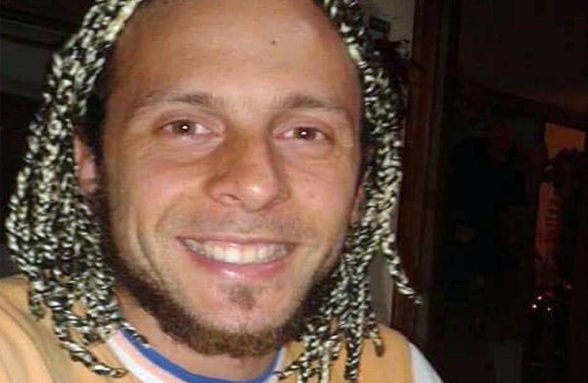 Hugo Ferrara Tormo, desaparecido en Brasil.