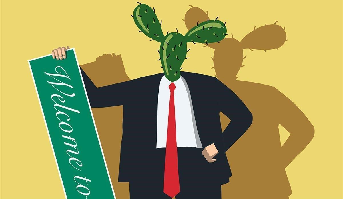 Trump y México: los débiles siempre pagan los platos rotos
