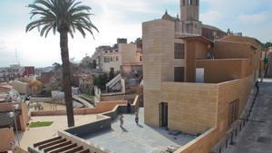 Deu anys de l'obertura de Can Barraquer a Sant Boi