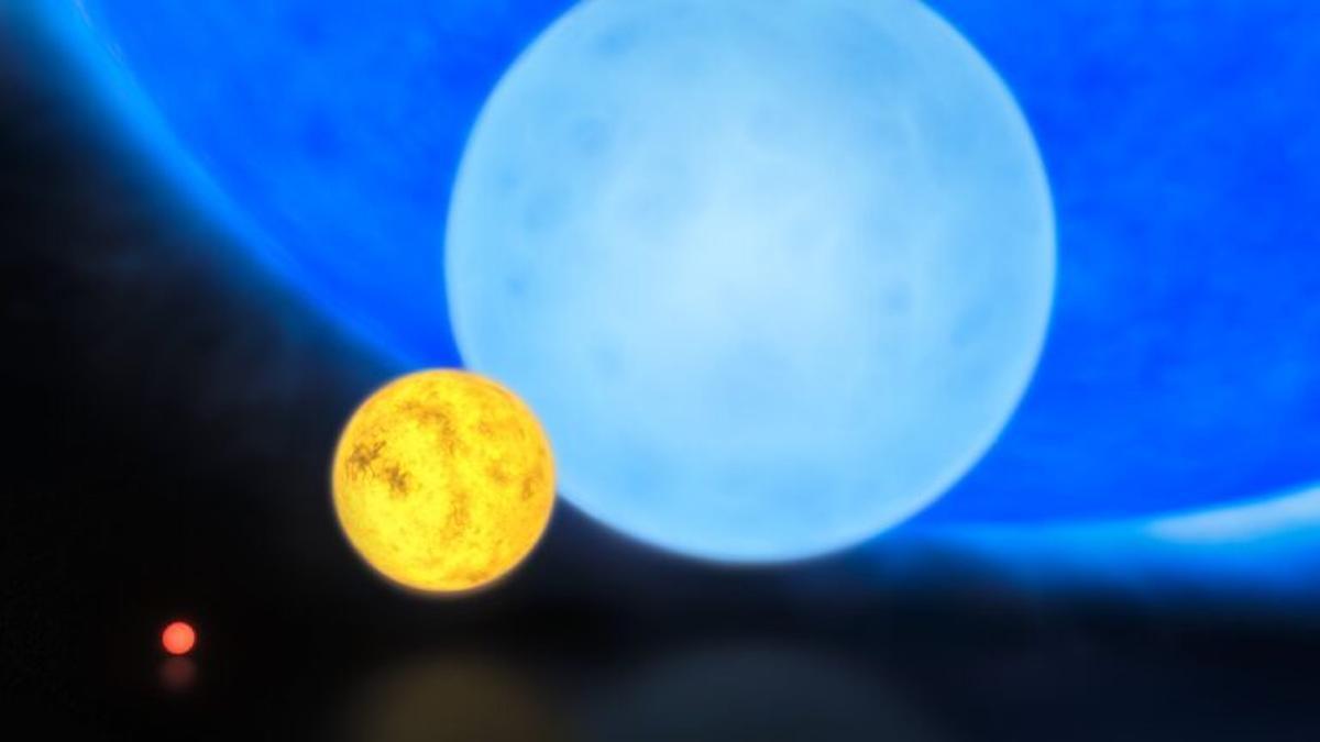 ¿Qué revelan cien estrellas sobre todo el universo?