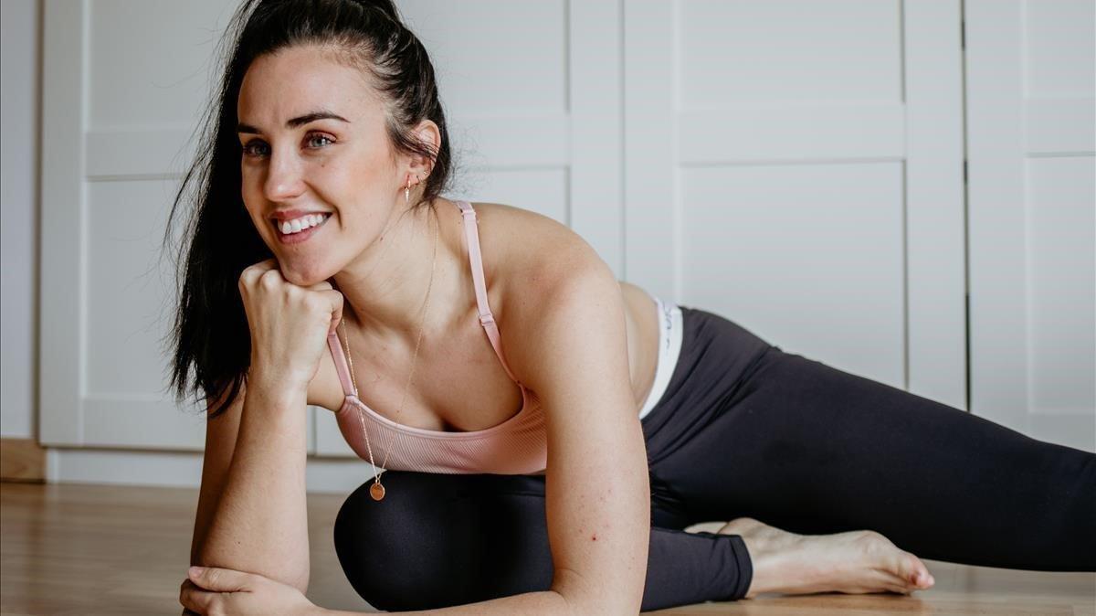 Cinc exercicis recomanats per Patry Jordán per entrenar a casa