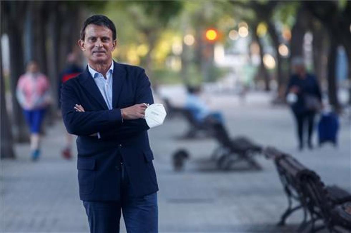 El Tribunal de Comptes detecta despeses electorals no declarades de la coalició de Manuel Valls