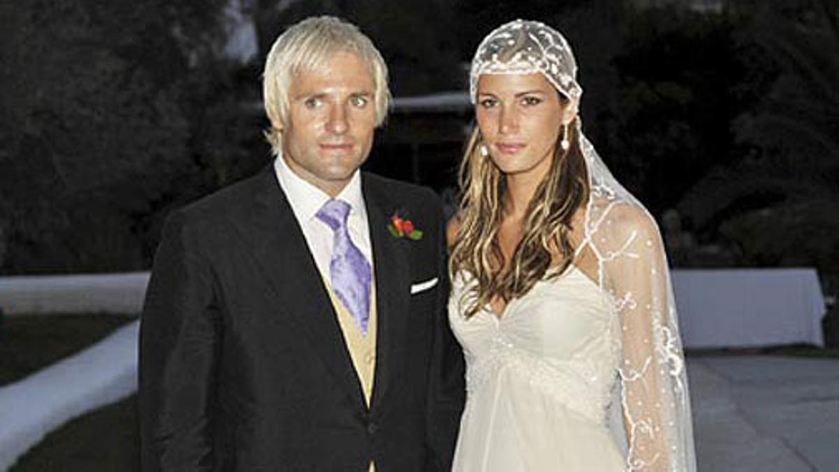 Santiago Cañizares y su mujer anuncian su separación