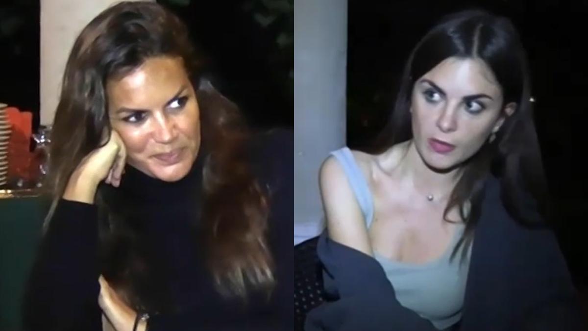 Alexia Rivas y Marta López se enzarzan en una discusión antes del estreno de 'Supervivientes'