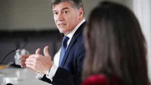 Antoni Cañete, candidato a presidir Pimec.