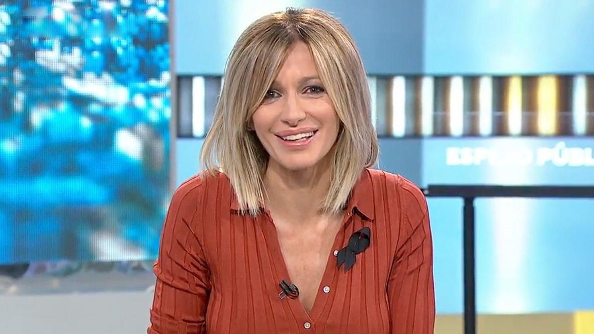 Susanna Griso volverá a presentar 'Espejo público' en solitario en la nueva temporada de Antena 3