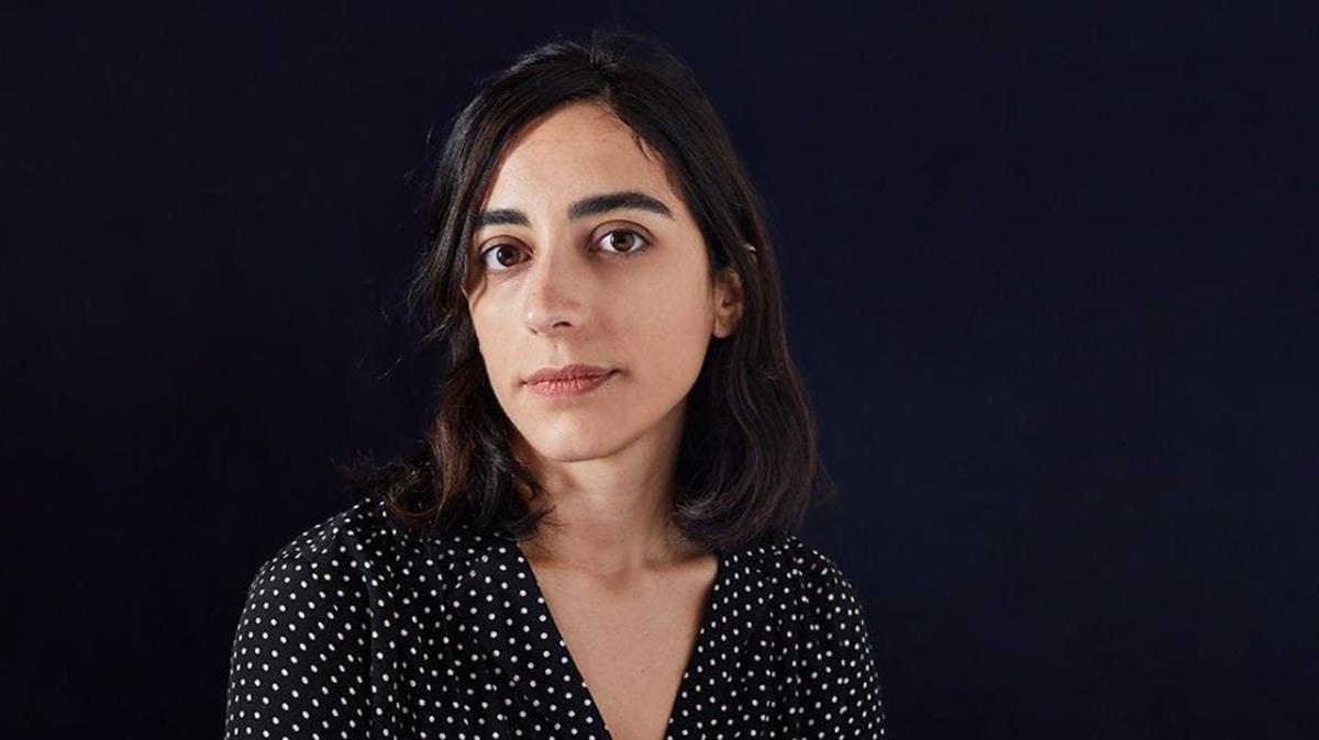 Claudia Durastanti, en una imagen promocional.