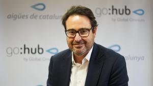 Barcelona 26 11 2019  Aigues de Catalunya presenta su centro de innovacion GoHub en Barcelona  Foto David Madi  FOTOGRAFO SERGI CONESA