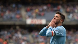 Vila: futbolista a Nova York