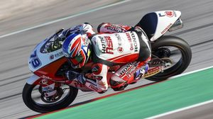 El japonés Ai Ogura (Honda), nuevo líder del Mundial de Moto3.