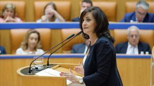 Podem tomba la candidata del PSOE a la Rioja en plena pugna Sánchez-Iglesias