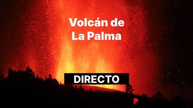 Volcán de La Palma: última hora en DIRECTO