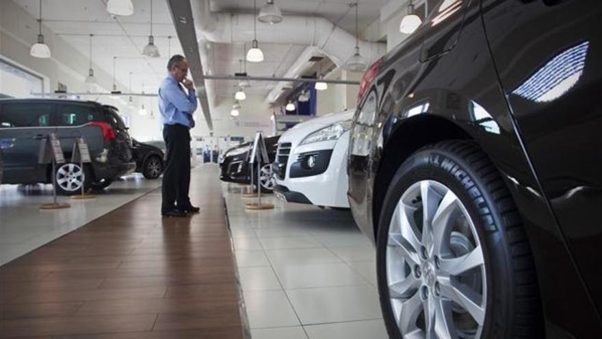 Image El mercado automovilístico europeo cayó un 19,1% en agosto