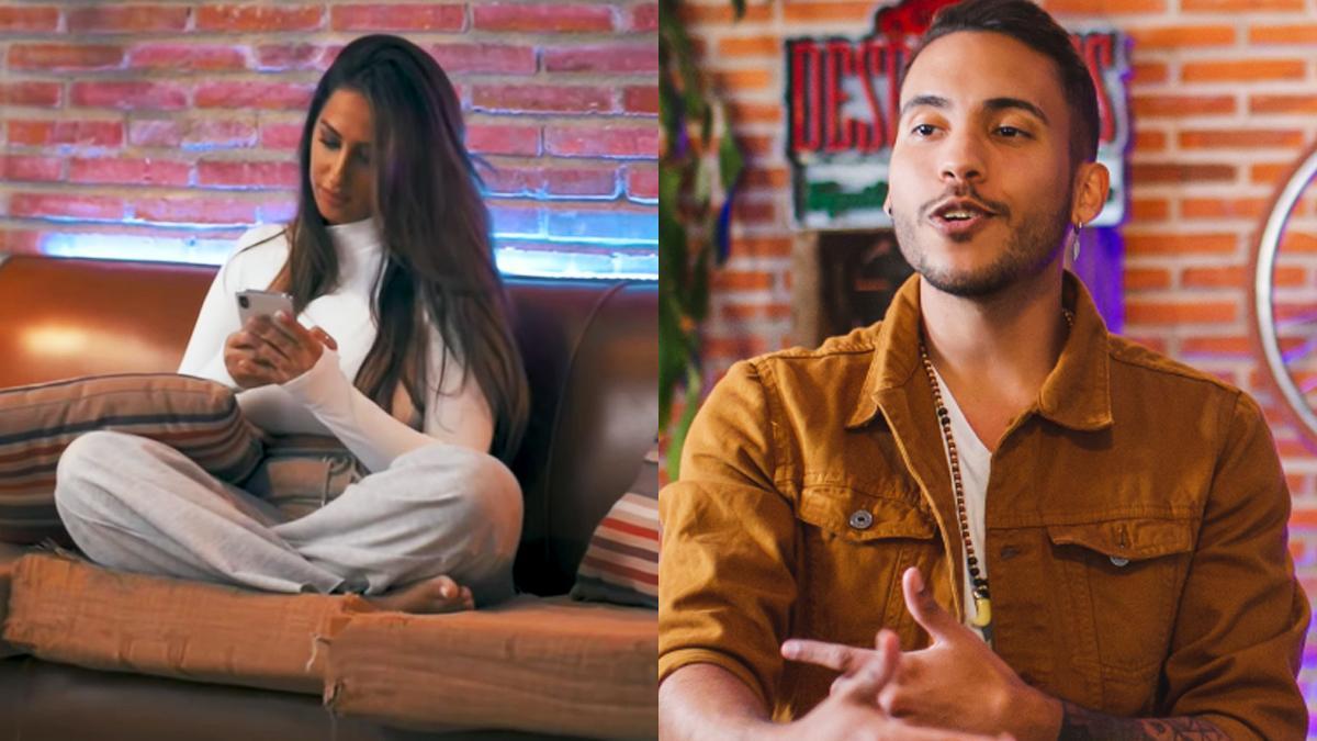 Noemí Salazar protagoniza el videoclip de 'La Guapa', el single de lanzamiento de Eder Gil