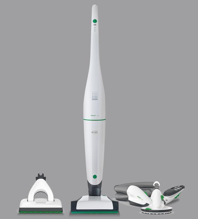 Kobold anuncia nous mòduls de neteja per al seu aspirador sense cable