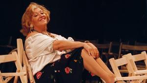 La actriz Alicia Tomàs, en 1996.