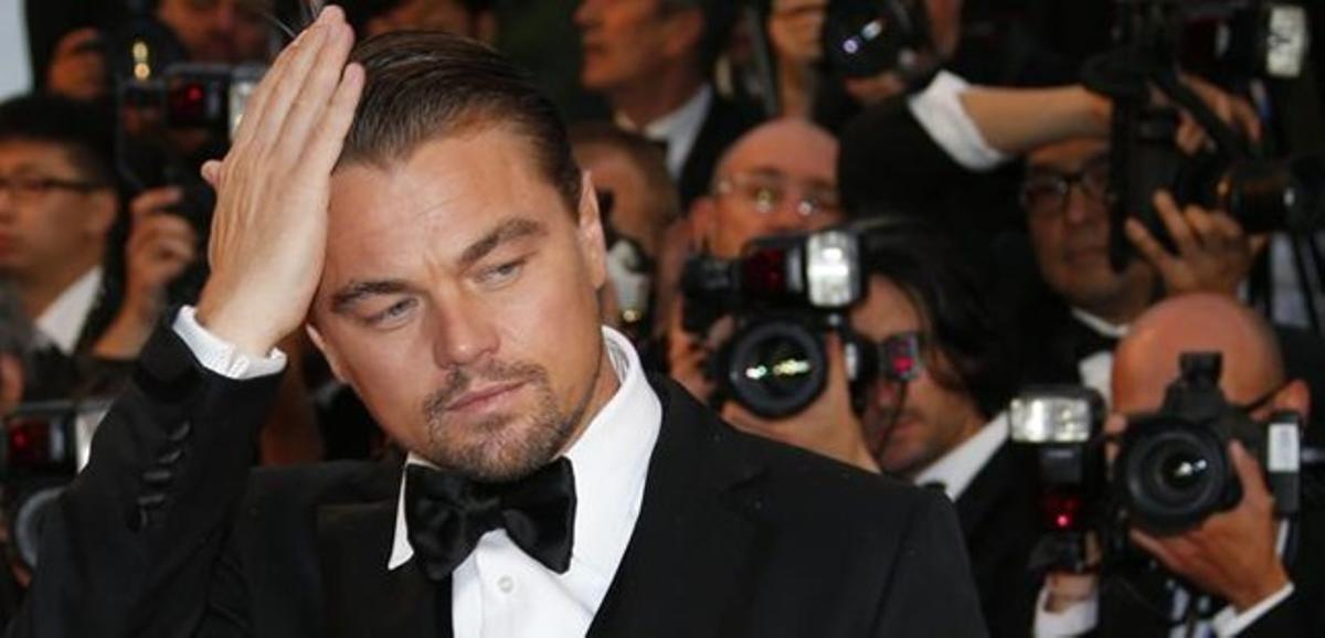 DiCaprio agiganta a Gatsby