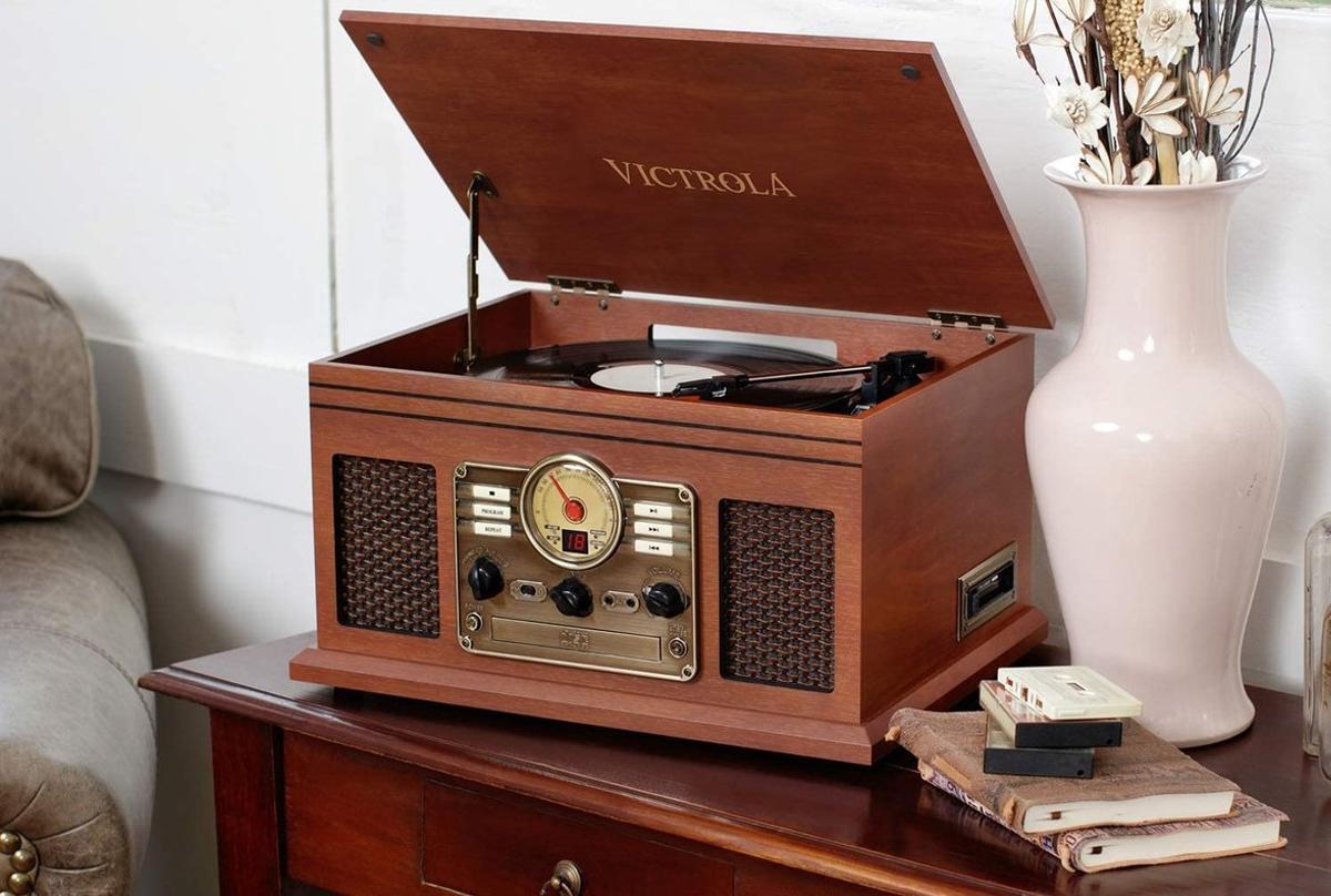 Mejores tocadiscos vintage: conoce los productos ideales
