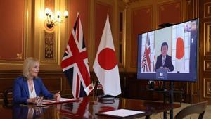 El Regne Unit pacta amb el Japó el seu primer acord comercial després de sortir de la UE