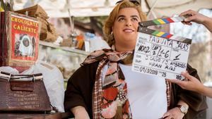 'Paquita Salas' pone fin a su retiro y se enfrenta a los influencers en su tercera temporada, que ya se graba
