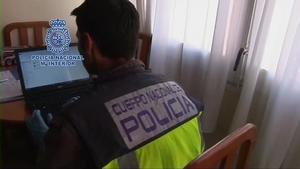 Els arrestos han siguta Almeria, Mataró (Maresme), Tarragona, Madrid, Valladolid i Barcelona capital.