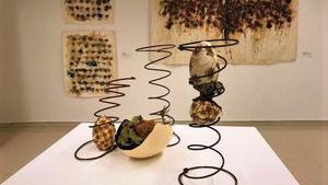 El Centre Cultural El Carme de Badalona acull una exposició sorgida entre la botànica i l'art