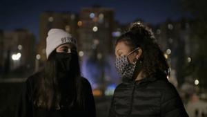 Un curtmetratge reflecteix el dia a dia dels joves de l'Hospitalet durant la pandèmia