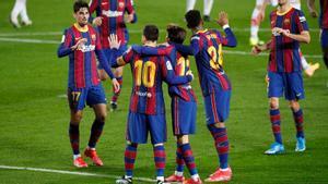 El Barça llega preparado después de la victoria frente al Alavés (5-1).
