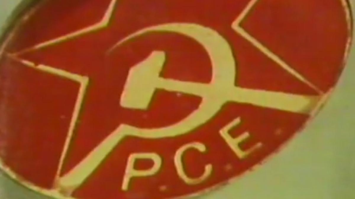 El PCE cumple 40 años desde que fué legalizado en España, el 9 de Abril de 1977.