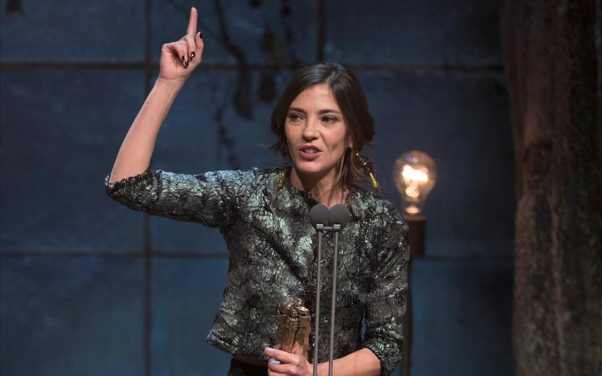 Núria Prims, Gaudí a la mejor actriz por 'Incerta glòria'.