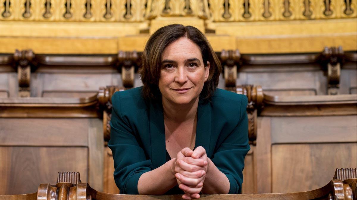 Ada Colau: Valls y Artadi tienen como objetivo principal echarme de la alcaldía.