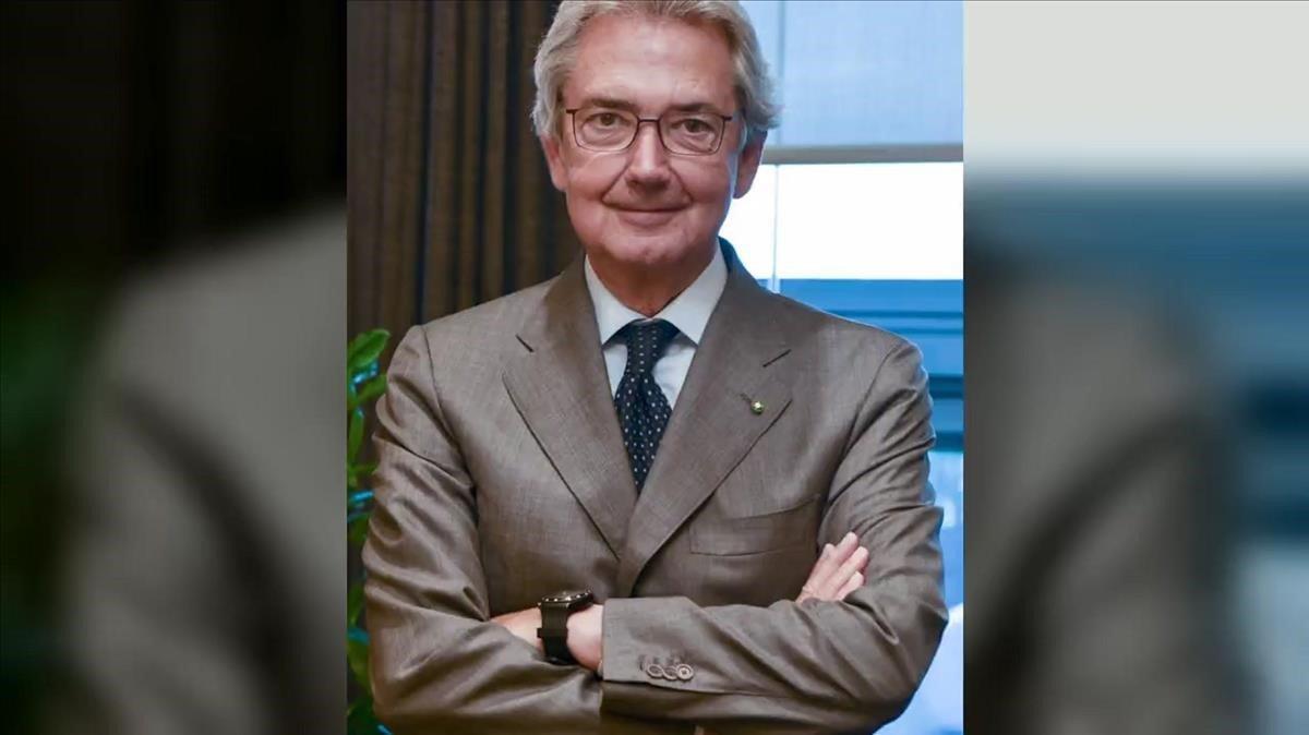 Franco Bernabè, nuevo presidente no ejecutivo de Cellnex