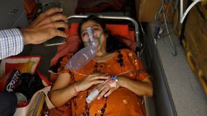 India es una bomba de relojería vírica