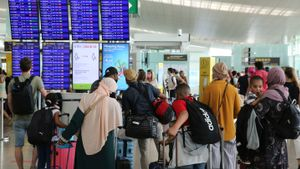 Pasajeros en el aeropuerto de El Prat, el 23 de julio de 2021
